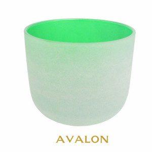 Kristall Klangschale Avalon