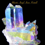 Atlantis Angel Aura Kristall