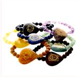 7 Armbänder aus Edelsteinen mit der atlantischen Heilenergie  Arolo Tifar