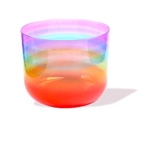 Kristall Klangschalen