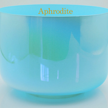 Aphrodite Kristallklangschale
