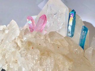 Alchemie Kristall